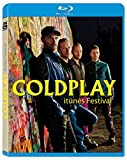 Coldplay iTunes Festival - Blu-ray Region Free - Audio 5.1 DTS Dolby Digital