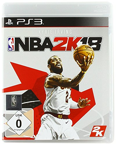 NBA 2K18, 1 PS3-Blu-ray-Disc