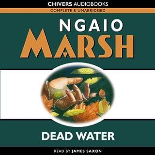 Dead Water audiobook cover art