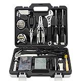 ZXZ-GO 61-PieceTool Kits, Tool Set - Herramienta de Destornillador de la Herramienta de Reparación para el hogar de Bricolaje Mantenimiento de la Reparación del hogar