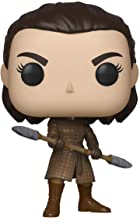 Funko Pop TV: Game of Thrones-Arya w/Two Headed Spear Figura Coleccionable, Multicolor (44819)
