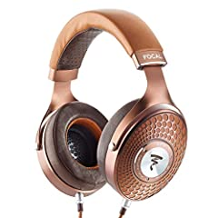 Focal Stellia headphones deliver every tiny detail of every song at both very high and very low frequencies without compromising any tonal balance Incredible dynamics within a pair of closed-back headphones Each component has been developed with opti...
