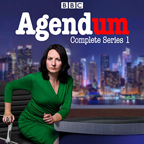 Agendum: Series 1     The BBC Radio 4 Current Affairs Parody              By:                                                                                                                                 Jason Hazeley,                                                                                        Joel Morris                               Narrated by:                                                                                                                                 Justin Edwards,                                                                                        Carrie Quinlan,                                                                                        full cast,                   and others                 Length: 1 hr and 50 mins     6 ratings     Overall 4.8