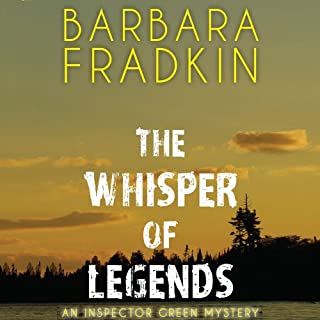 The Whisper of Legends audiobook cover art