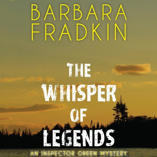 The Whisper of Legends audiobook cover art