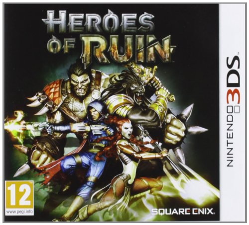 Heroes of Ruin [Import spagnolo]