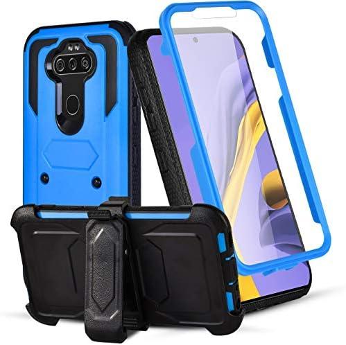 Toyouu LG Aristo 5 Case lg Phoenix 5 Phone case K8x Risio 4 Tribute Monarch Fortune 3 Case Built product image