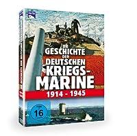 DER DEUTSCHEN KRIEGS-MARINE 1914-1945 [DVD]