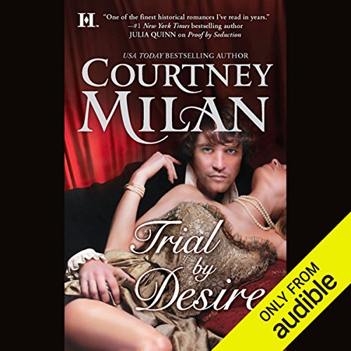 Trial by Desire audiobook cover art