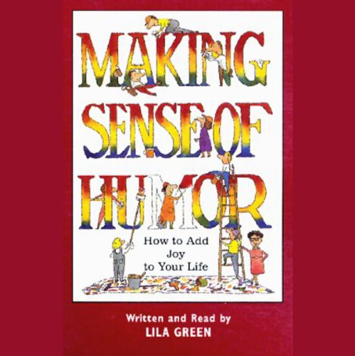 Making Sense of Humor audiobook cover art