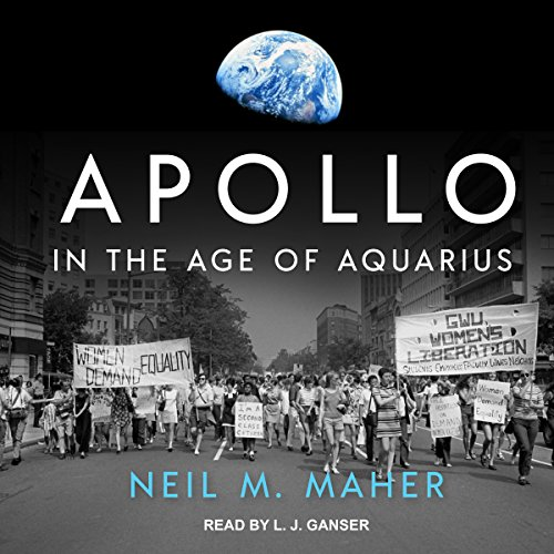 Apollo in the Age of Aquarius audiobook cover art