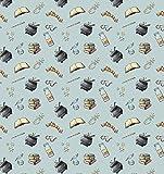 Harry Potter – Tränke blau – Baumwolle – Meterware