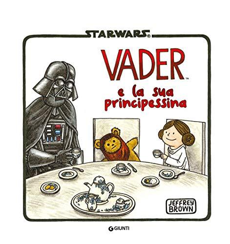Darth Vader e la sua principessina