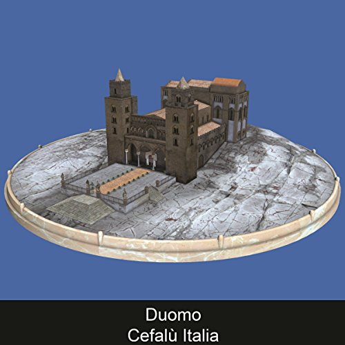 Duomo Cefalù Italia (ITA) copertina