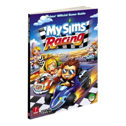 MySims Racing Official Game Guide: Prima's Official Game Guide
