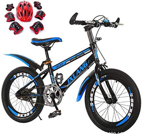 WJJH Bicicleta Bicicleta de montaña niños, 7-15 años la Bici del Camino...