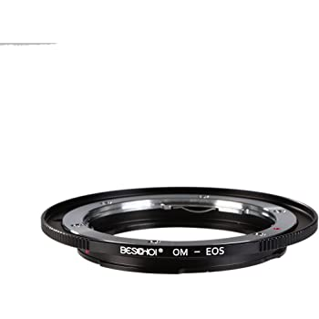 Adapter Ring for Olympus OM Lens to Canon EOS EF-Mount 700D 50D 40D 600D 70D