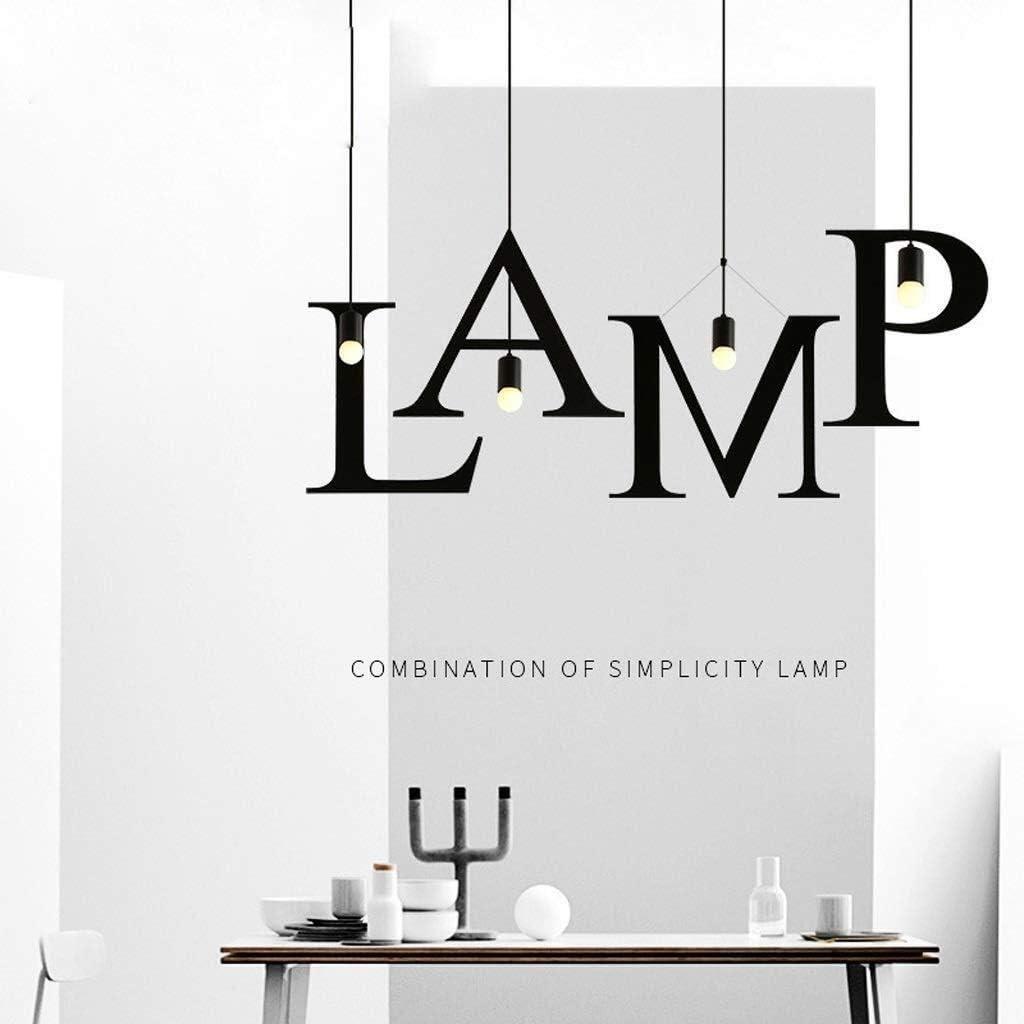 YANG1MN Pendant Max 88% OFF Lamp National uniform free shipping Nordic Creative Bar Singl Iron Wrought