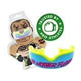 DAMAGE CONTROL High Impact Mouth Guard, Mouthguards for Sports, Boxing, Roller Derby, Hockey, Lacrosse Mouth Guard, Mouth Guards with Ultra Fit and Protection Against Shock (BMF 2.0, Adult)