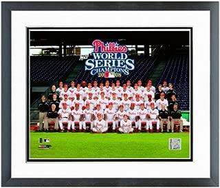 MLB Philadelphia Phillies 2008 World Series Team Photo (Size: 12.5