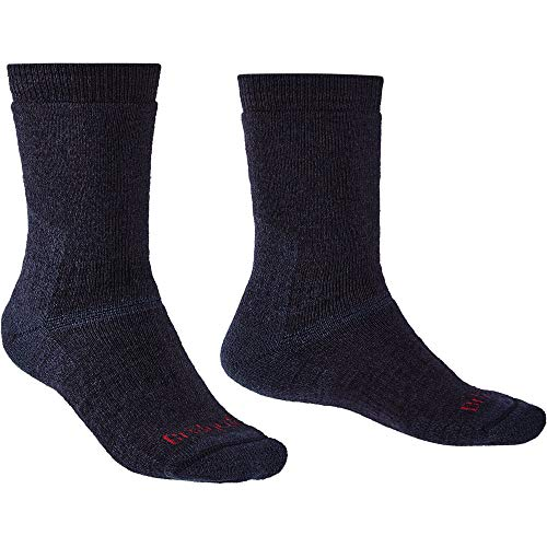 Bridgedale Coolmax-Herren-Socken, 13 Stück, Marineblau, Größe M