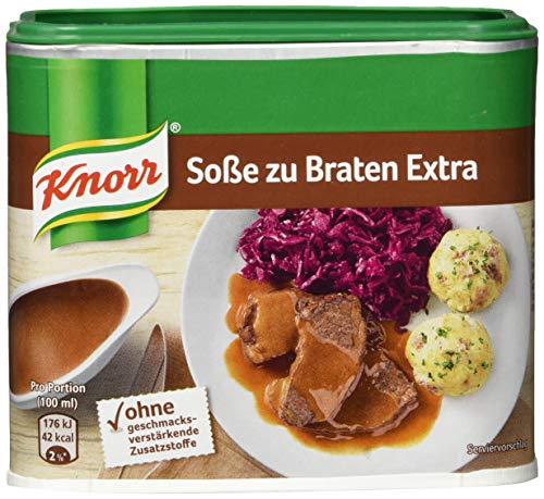 Knorr Basis Bratensoße Extra Dose, 2.5l