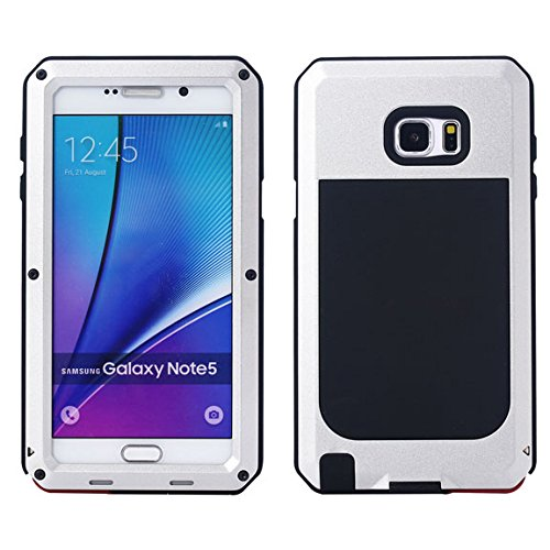 meet 9752a bb174 Amazon.com: Galaxy Note 5 Case,Tomplus [Newest] Gorilla Glass Luxury ...
