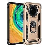 Oujietong mq Coque pour Huawei Mate 30 TAS-L09 TAS-L29 Coque Phone Case Cover Etui Housse 6
