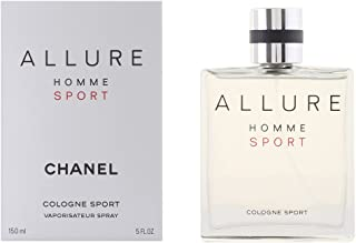 Chanel Allure Sport Eau de Cologne for Men, 150 ml