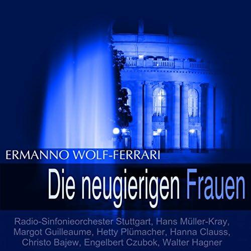 Radio-Sinfonieorchester Stuttgart, Hans Müller-Kray, Margot Guilleaume, Hetty Plümacher