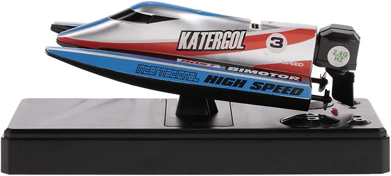 LYXF RC Boat Speedboat 3313M 2.4Ghz High Speed Racing Boat Mini Radio Control Electric RC Toys For Boys Gift