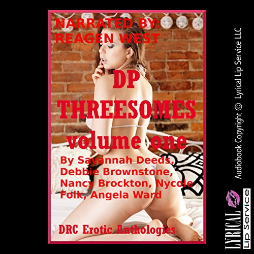 DP Threesomes, Volume 1 audiobook cover art