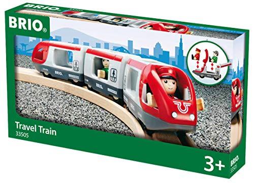 BRIO 4433505 Treno Passeggeri, BRIO Treni-Vagoni-Veicoli, Età Raccomandata 3+