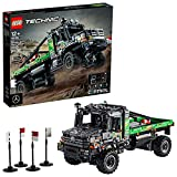LEGO Technic 4x4 Mercedes-Benz Zetros Trial Truck 42129 Building Kit; Explore A Powerful App-Controlled Toy Truck; New 2021 (2,110 Pieces)