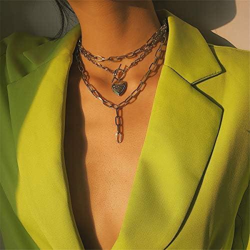 Chunky choker necklace _image3