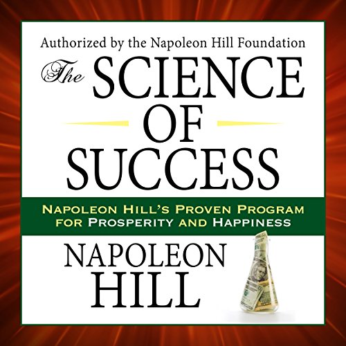 The Science of Success audiobook cover art