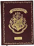 Harry Potter - Diario 2021/2022 16 Mesi - Limited edition Marrone - 13x17.7cm