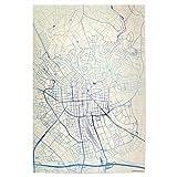 artboxONE Poster 30x20 cm Städte Wiesbaden Deutschland