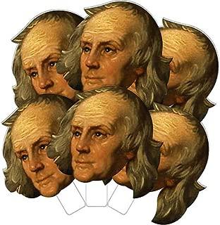 K76104 Benjamin Franklin Face-Ka-Bobs
