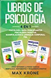Psicología para principiantes | Psicología positiva | Manipulación & Lenguaje Corporal | PNL: Cómo e...