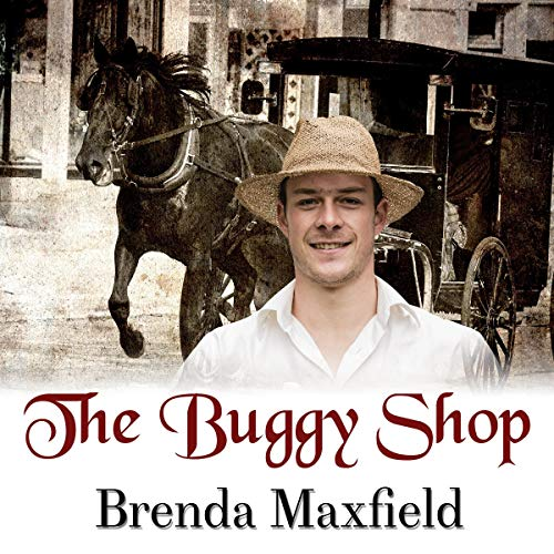 The Buggy Shop Audiobook By Brenda Maxfield cover art