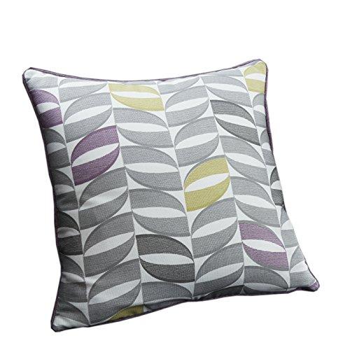 Fusion - Copeland -  Filled Cushion - 43x43cm , Heather