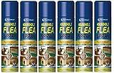Best Flea Sprays - Pestshield Flea Spray Flea & Larvae killer Cat Review