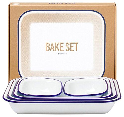 Falcon Enamelware Bake Set