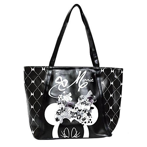 Bolsa Minnie, Disney, DMZ9003MK5D, Preto