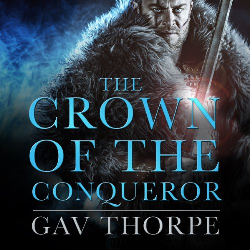 The Crown of the Conqueror audiobook cover art