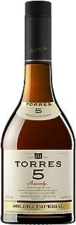 Torres 5 Imperial Brandy Solera Reserva Penedès 1 x 0.7 l