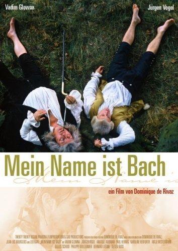 My Name is Bach (Mein Name ist Bach) (Jagged Harmonies - Bach vs. Frederick II) [Region 2] by Vadim Glowna