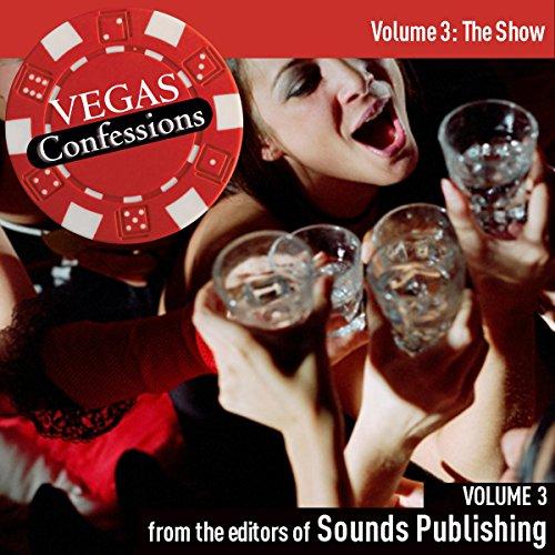 Vegas Confessions 3 audiobook cover art