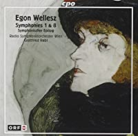 ヴェレス:交響曲 第1番 Op.62/同 第8番 Op.110/交響的エピローグ Op.108